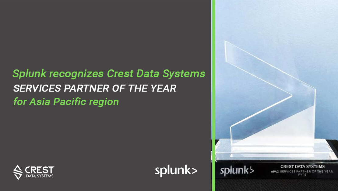 Splunk APAC service partner of the year 2018