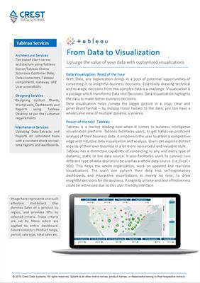 data visualization tableau