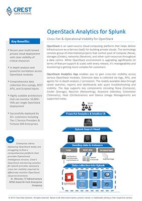 openstack analytics