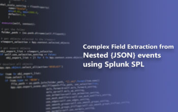 Extract Complex Field from Nested {JSON} events using Splunk SPL-1110x630