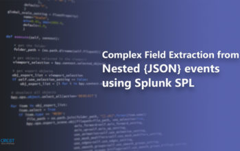 Extract Complex Field from Nested {JSON} events using Splunk SPL1