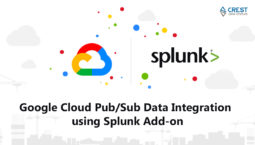 Google cloud data onboard using splunk add-on
