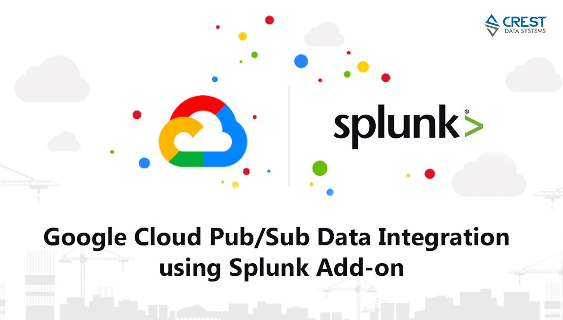 Google cloud data onboard using splunk add-on