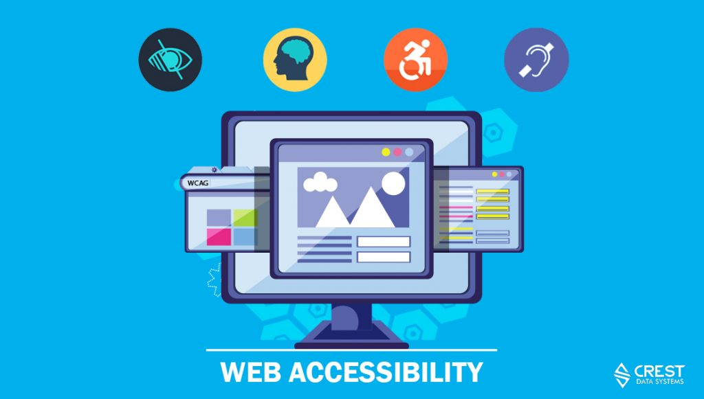 web accessibility blog banner